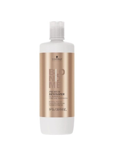 Schwarzkopf Blond Me Premium Care Developer %9 30 vol 1000 ml Renksiz